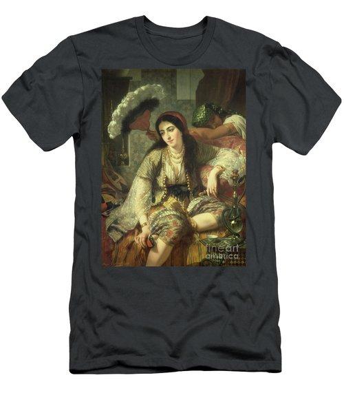 Odalisque Men's T-Shirt (Athletic Fit)