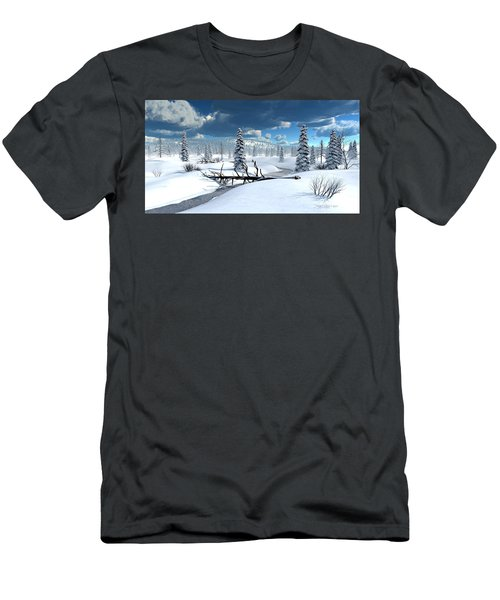 Of Blankets And Sheets Men's T-Shirt (Athletic Fit)
