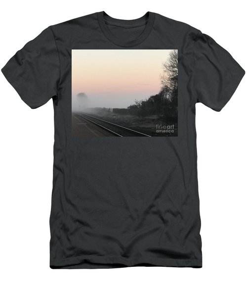 Off To Work Men's T-Shirt (Athletic Fit)