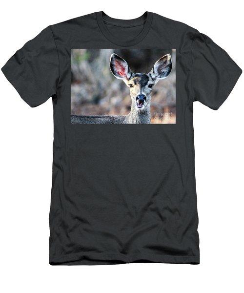 Oh, Deer Men's T-Shirt (Athletic Fit)