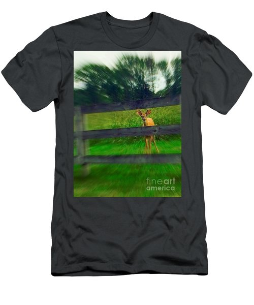 Oh Deer Men's T-Shirt (Athletic Fit)