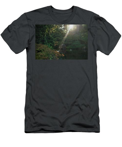 Men's T-Shirt (Athletic Fit) featuring the photograph Oh Holy Duck by Gene Garnace
