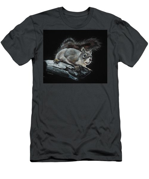 Oh Nuts  Men's T-Shirt (Slim Fit) by Jean Cormier