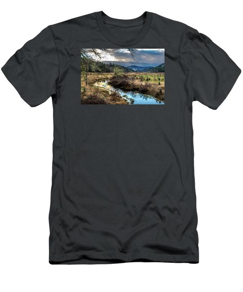 Ohop Creek Men's T-Shirt (Athletic Fit)