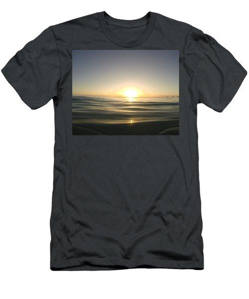 Oil Spill Men's T-Shirt (Athletic Fit)