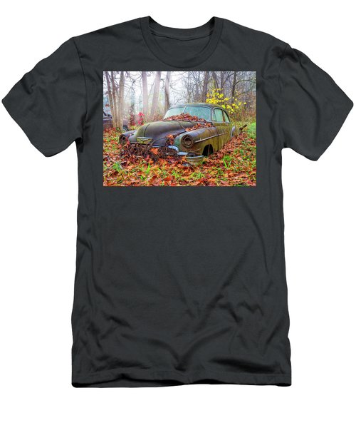 Ol' 49 Chevy Coupe Men's T-Shirt (Athletic Fit)