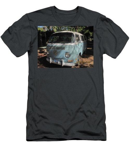 Old Beetle Bug Men's T-Shirt (Slim Fit) by Paul Meinerth