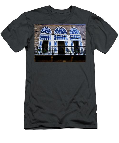Old Beirut Home  Men's T-Shirt (Athletic Fit)