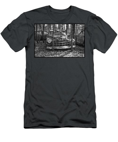 Old Cadillac Men's T-Shirt (Athletic Fit)