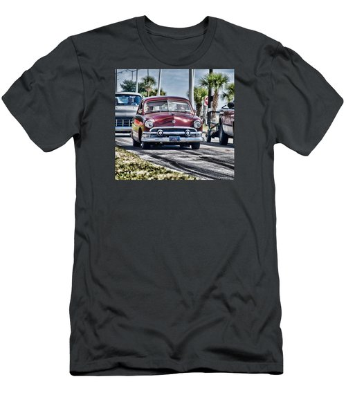 Old Car 1 Men's T-Shirt (Athletic Fit)