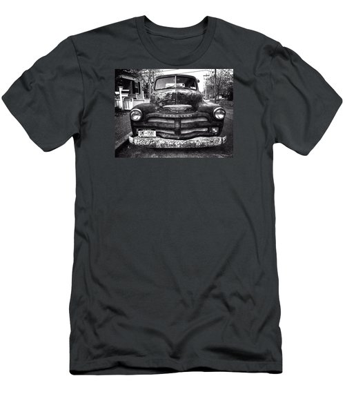 Old Chevy 2 Men's T-Shirt (Athletic Fit)
