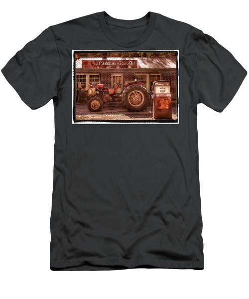 Old Days Vintage Men's T-Shirt (Athletic Fit)