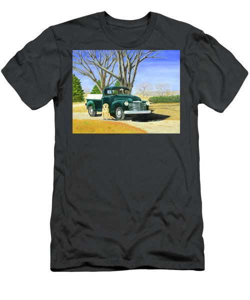 Old Farmhands Men's T-Shirt (Athletic Fit)