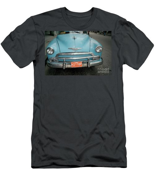 Old Havana Cab Men's T-Shirt (Athletic Fit)
