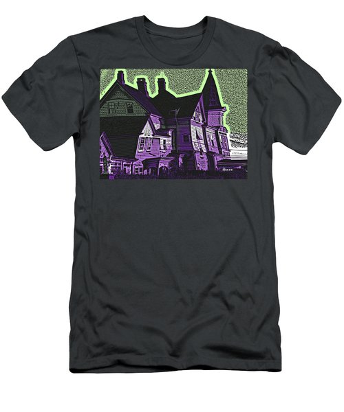 Old Meets New Men's T-Shirt (Athletic Fit)