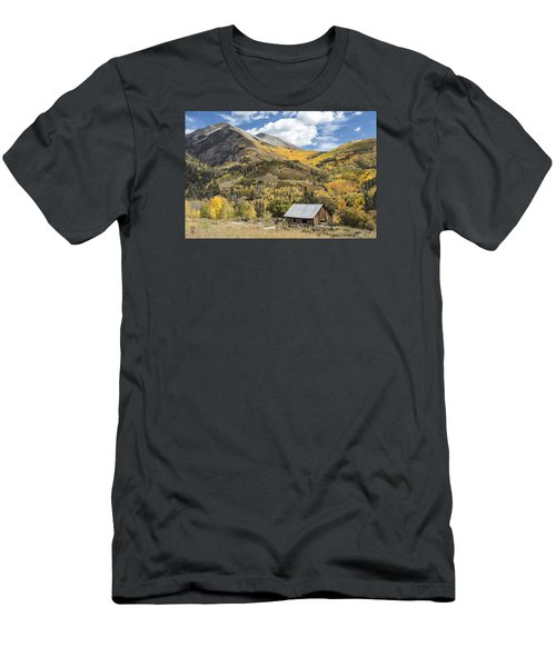 Old Shack And Equipment Men's T-Shirt (Athletic Fit)