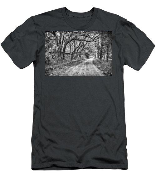 Old Sheep Farm Men's T-Shirt (Athletic Fit)