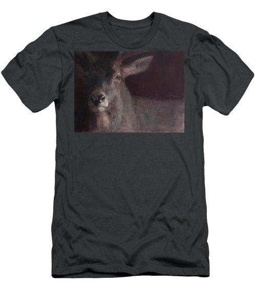 Old Stag Men's T-Shirt (Athletic Fit)