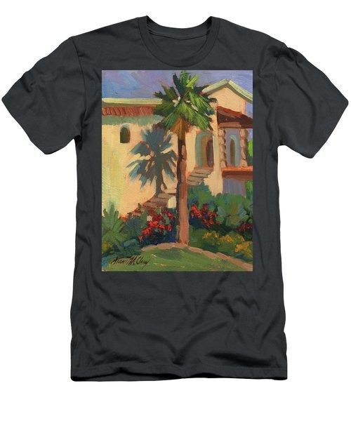 Old Town La Quinta Palm Men's T-Shirt (Athletic Fit)
