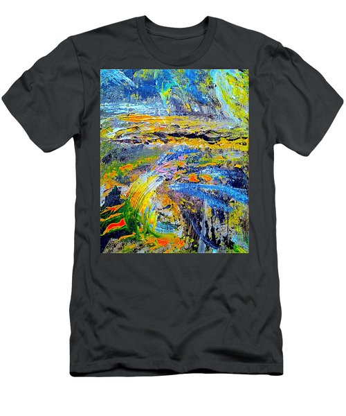 Old Town Of Nice 1 Of 3 Men's T-Shirt (Athletic Fit)