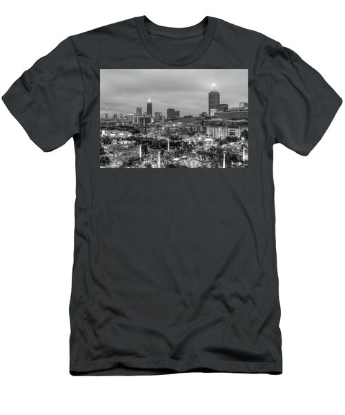 Olympic Park, Atlanta Men's T-Shirt (Athletic Fit)