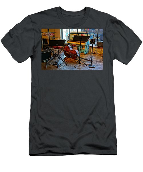 On Break Men's T-Shirt (Athletic Fit)