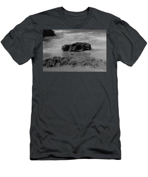 On Coast. Men's T-Shirt (Slim Fit) by Shlomo Zangilevitch