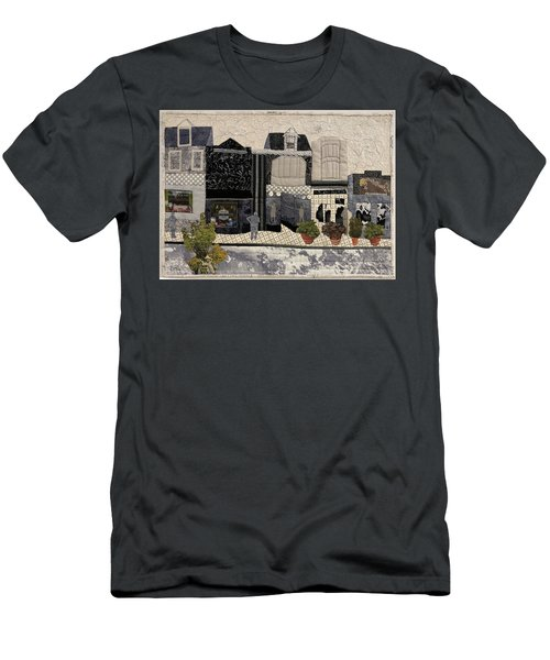 On The Avenue Men's T-Shirt (Athletic Fit)