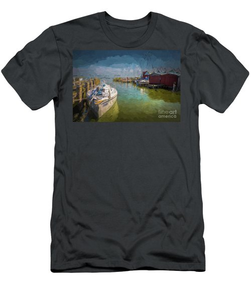 On The Baltic Sea Men's T-Shirt (Athletic Fit)