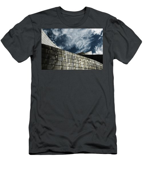 On The Museum Men's T-Shirt (Athletic Fit)