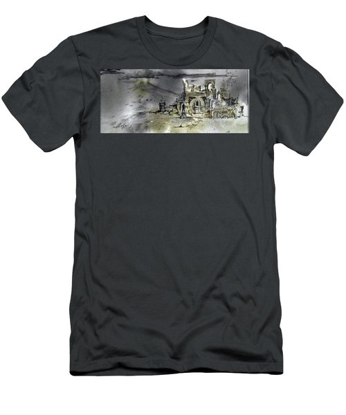 On The Road II Men's T-Shirt (Athletic Fit)