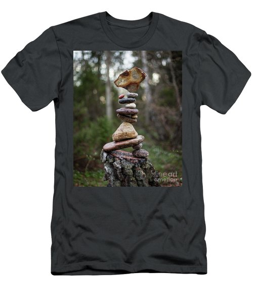 On The Stump Men's T-Shirt (Athletic Fit)
