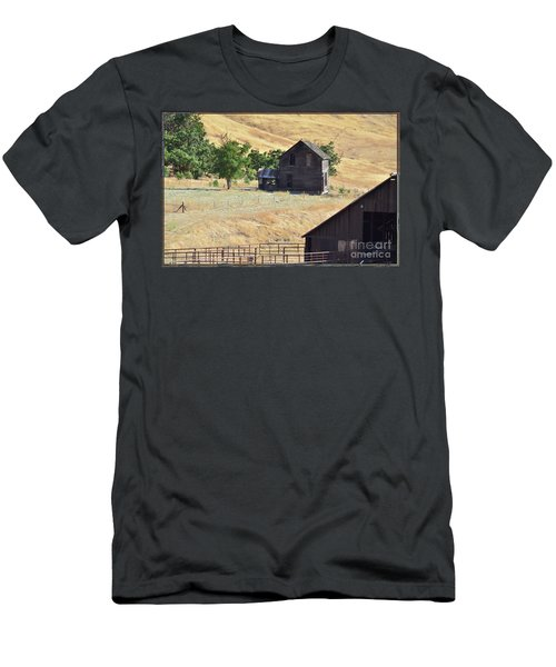 Once Upon A Homestead Men's T-Shirt (Athletic Fit)