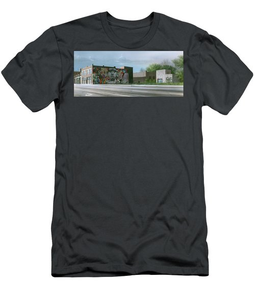 One Artist To Another Men's T-Shirt (Athletic Fit)
