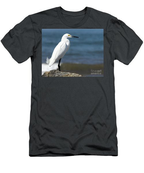 One Classy Chic Wildlife Art By Kaylyn Franks Men's T-Shirt (Athletic Fit)