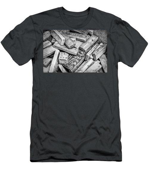 One Die Men's T-Shirt (Athletic Fit)