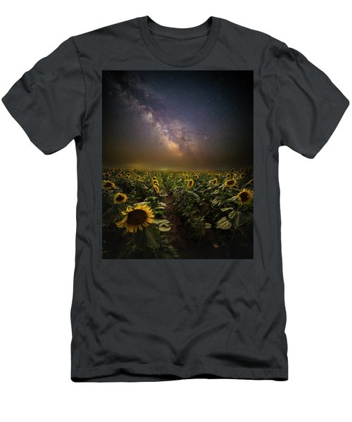 Men's T-Shirt (Athletic Fit) featuring the photograph One In A Million  by Aaron J Groen