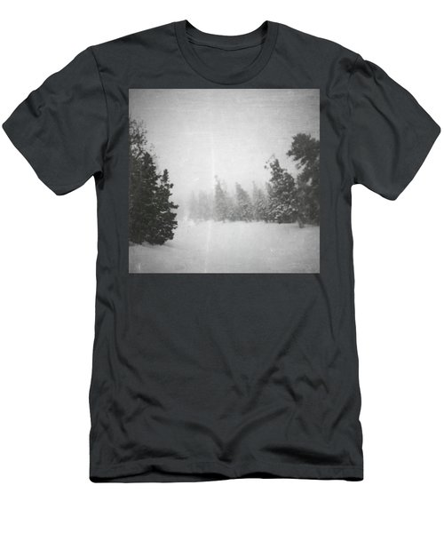 Men's T-Shirt (Slim Fit) featuring the photograph One Night  by Mark Ross