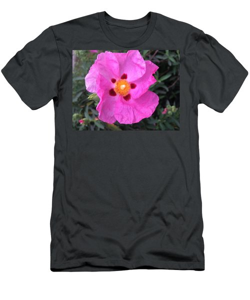 One Perfect Pink Men's T-Shirt (Slim Fit)