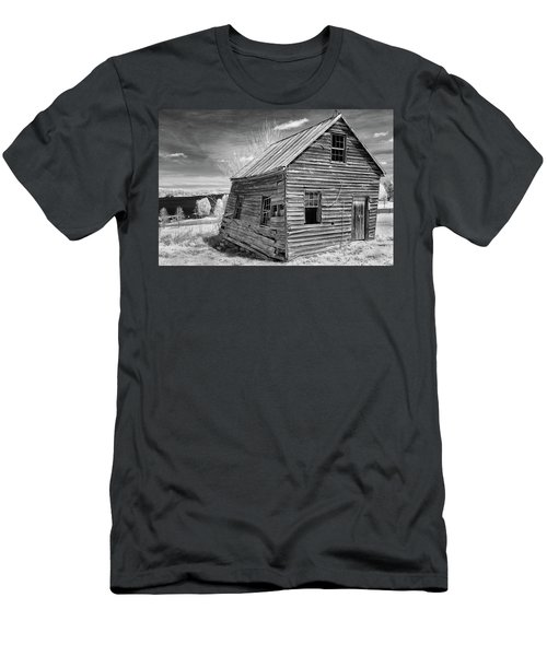 One Room Schoolhouse Men's T-Shirt (Athletic Fit)