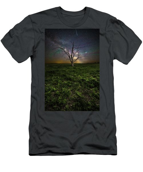 Men's T-Shirt (Athletic Fit) featuring the photograph Only by Aaron J Groen
