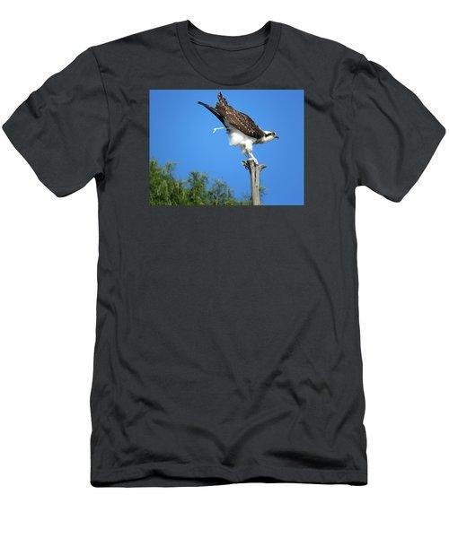 Oops Men's T-Shirt (Slim Fit) by Phyllis Beiser