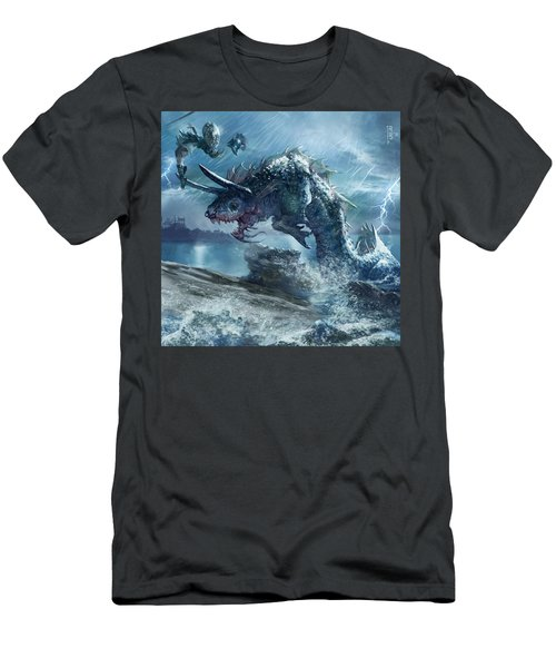 Ophiotaur Attack Men's T-Shirt (Athletic Fit)