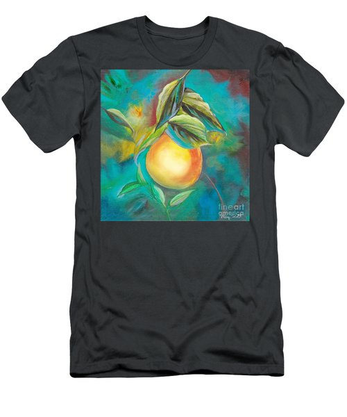 Orange Tree Men's T-Shirt (Athletic Fit)