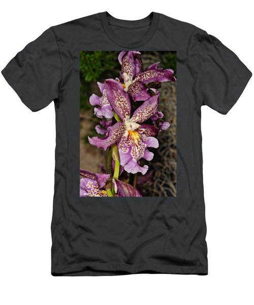 Orchid 347 Men's T-Shirt (Athletic Fit)