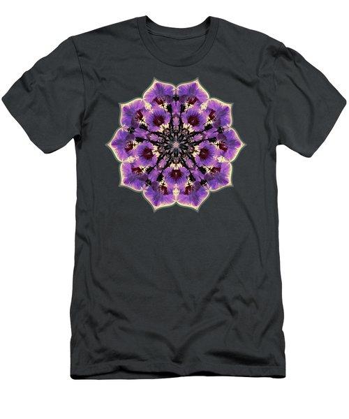 Orchid Lotus Men's T-Shirt (Athletic Fit)