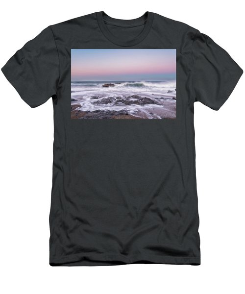 Oregon Sunrise Men's T-Shirt (Athletic Fit)