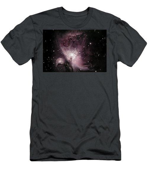 Orion Nebula M42 Men's T-Shirt (Athletic Fit)