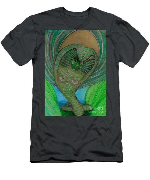 Wadjet Osain Men's T-Shirt (Athletic Fit)