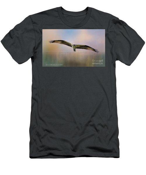 Osprey Over The Shenandoah Men's T-Shirt (Athletic Fit)